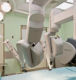 Τμήμα Ρομποτικής Χειρουργικής | Ευρωκλινική Αθηνών