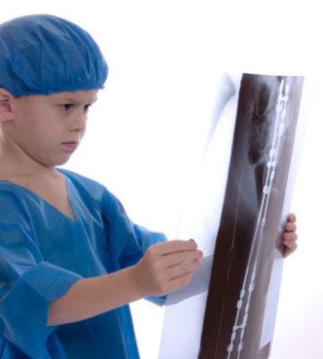 ακτινογραφία παιδιά